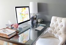 Home Office / by Lindsey Harvey