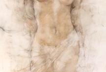 || Dessins de nues || / by Laurène Le Gall