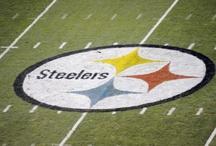 Here we go Steelers, here we go! / by Karen Grzybicki Maxwell White