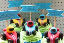 Car & Motorcycles Cakes / by Cake Decorating