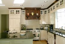 Kitchen Ideas for Ma P / by Liz