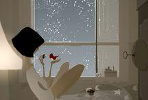 Illustrations / by Tracy Tinaza Sorg