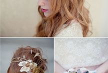 Bridal Shoots / by Amber Rose Hair + Makeup