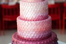 Ombre Wedding Detail / All things ombre and wedding - lots of cakes! / by Nathan {Artemis Stationery}