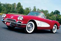 Classic Cars / by Delfina Gomez