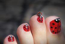Fingernail Art / by Tam Zimmerman