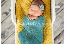 Newborn Photography Ideas / by Julie Ferwerda