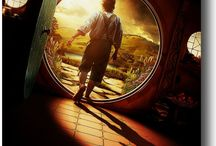 The Hobbit Posters / by Jason Forno