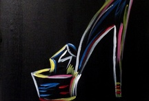 Stiletto paint party / by Tara Collins