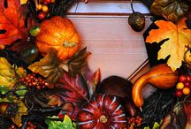 Fall and Thanksgiving / by Marsha Byers