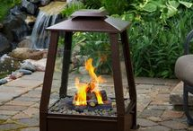 fire pits / by Deb Bahr