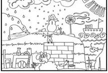 Reading Worksheets & Ideas / by Doodle Art Alley