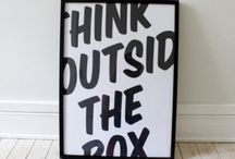 Outside the Box / by Scales Advertising