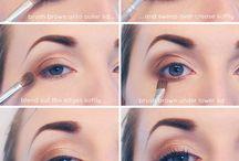 Makeup / by gail j