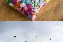Party's! / Ideas para decoración, recuerdos, mesas de dulces, invitaciones, centros de mesa, etc. / by Fernanda Sánchez