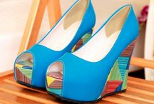 Wedges from Stylish Plus / by Stylish Plus