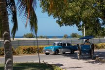 Cruisin in Cuba  / Some pics from our trip to Cuba 2014 / by Eden Lindsay-Bodie