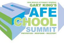 AG's Safe School Summit / AG Gary King convenes the first Safe School Summit at 8am on 10.24.13 at the ABQ Embassy Suites. AG King believes the best ideas for keeping our schools safer are developed cooperatively by parents, educators, school board members, law enforcement personnel, health workers, and community and government leaders. The Summit will serve to create a framework for better information sharing and opening lines of communication between all stakeholders. Register@nmag.gov / by Nmago Abq