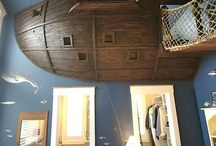 Awesome children's rooms / Bedrooms and awesome rooms for kids. / by Parent24