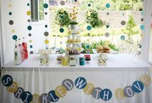 Baby Shower & Sprinkle   / by corrie toste