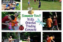 Summer Party Ideas / by Kristi Davis Maloney