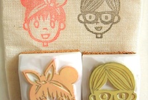 Craft - Stamps, Stencils, Screen Printing / by Gwynne Zink