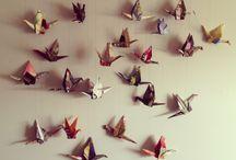 Origami / Paper-Art / by Edith Aebi