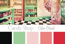 Hair Candy / Ideas for my mom's Hair Candy (haircandyheadbands.com) website that I'm designing / by Tiana Gustafson