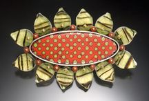 brooches / by Lindly Haunani