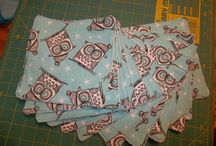 Homemade baby items / by Sheila Billy Marker