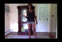 If I Could Dance / LOL I will eventually be coordinated enough to pull this dance off / by Stephanie Apollon