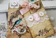 Pretty cards and paper crafting / by Heidi Meyer