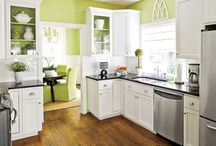 Kitchen / by Carolyn Hoover