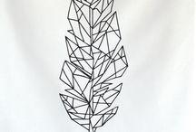 Geometric art / by Tinna Ásbjörnsdóttir