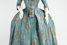 1700's Fashion / by Christina Brown