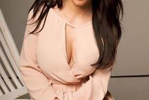 kim kardashian pregnant / by deloris richter
