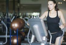 Running, Ellipticals and Treadmills / by Haley Elizabeth