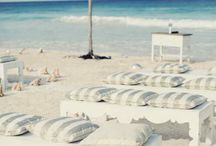 Destination Beach Wedding Ideas / Wedding ideas and inspiration for destination and beach weddings.  / by Elli