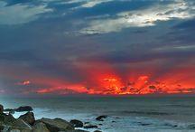 SUNSETS & SUNRISES / Sunsets & Sunrises / by Linda Guy Phillips