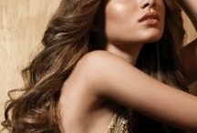 Hair color ideas  / by Miriam Gonzalez