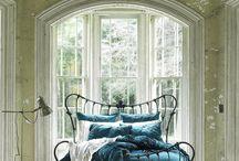 BEDROOMS / Beauty rest / by Ann Zangs