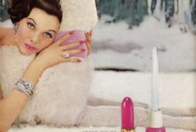 Vintage Cosmetics  / Makeup from the old days...touch up your lipstick for a stroll down memory lane!  / by Emily Carney