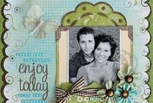scrapbooking / by Sonjia Wallace