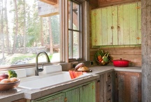 Kitchen / by Melissa Flowers