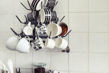 Coffee Mugs / Coffee Mugs! Vintage coffee mugs, figural coffee mugs, advertising coffee mugs... love eclectic coffee mugs! / by Sher Bailey