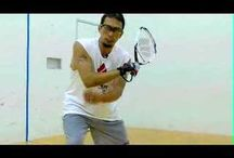 Play Like a Pro / by Racquetball Warehouse