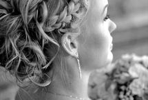 Wedding Hairstyles / by Melissa Reed