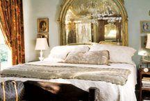 Bedrooms / by Debbie Shackelford