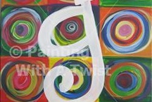 Painting with a Twist / by Phyllis Fortenberry