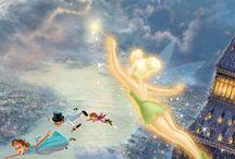 Peter Pan / by Elizabeth Kelso